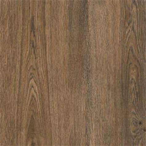 Armstrong Dark Bark 18 in. x 18 in. Peel and Stick Vinyl