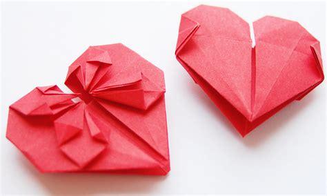 imagenes de flores origami paso a paso coraz 243 n papiroflexia paso a paso im 225 genes y fotos