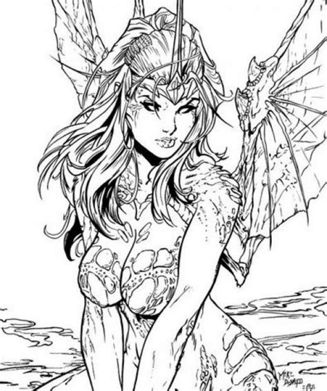 The Most Awesome Adult Fairy Coloring Pages To Motivate In Awesome Coloring Pages For