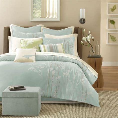 seafoam bedding elegant seafoam blue floral 7 pc king comforter bed set new