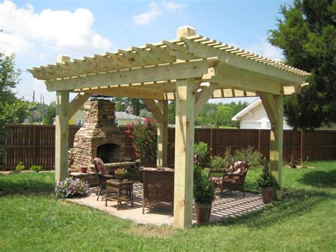 Pictures Purgalas On A Deck 18x18 Pergola Pressure Pressure Treated Pergola