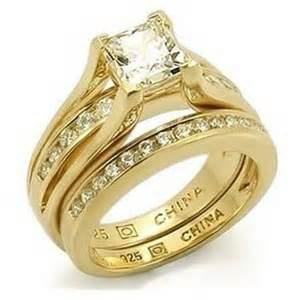 wedding gold set jewelary collection 2012 gold wedding ring womenstyle