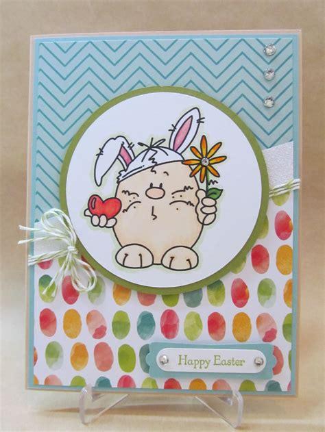 Easter Cards Handmade - savvy handmade cards eggbert easter card