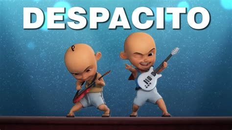 Despacito Upin Ipin | parodi despacito versi upin ipin youtube