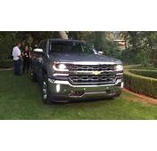 Chevrolet Silverado High Desert Gets Magnetic Ride Control