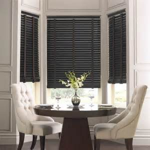 and black blinds yes or no black window treatments the finishing touch