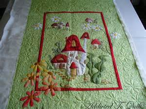 addicted to quilts applique quilt