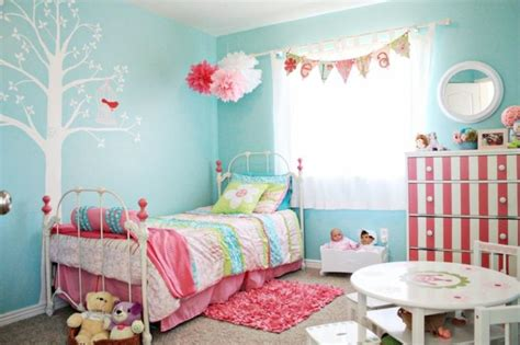 blue girls bedroom 15 adorable pink and blue bedroom for girls rilane