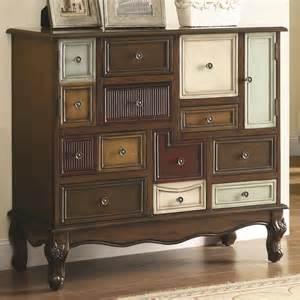 accent cabinet multi colored accent cabinet coaster 950327