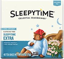 Celestial Seasonings Sleepytime Detox Tea by Celestial Seasonings Wellness Teas Free 1 3 Day