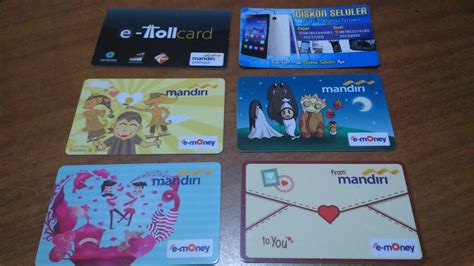 Mandiri E Money E Toll Card Saldo 30 000 E Money E Toll Emoney jual mandiri e money edisi e toll asli kartu bukan stiker saldo 30 000 di lapak dis kon
