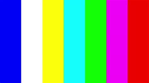 color bars color bar bt709 1920x1080 notag