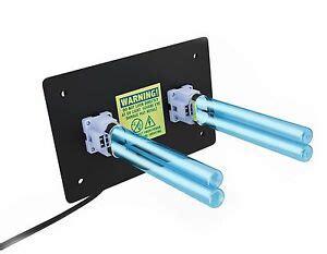 air purifier  house uv light  duct  hvac ac duct germicidal filter ebay