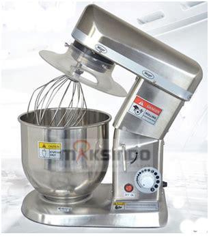 Mixer Listrik jual mesin mixer roti dan kue model planetary di yogyakarta toko mesin maksindo yogyakarta