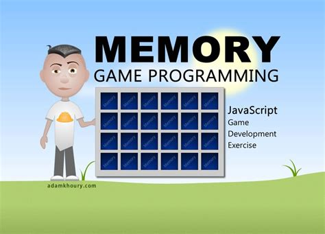 Javascript Tutorial Game Programs | memory game programming javascript tutorial doovi
