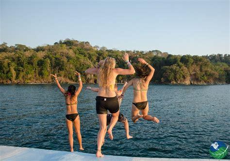 catamaran cruise manuel antonio catamaran costa rica island adventure in manuel antonio