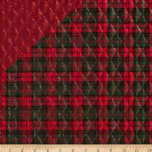 blitz sided quilted plaid discount