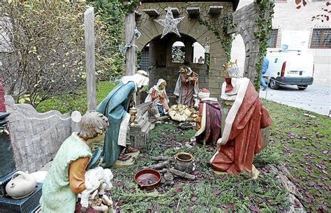 imagenes del nacimiento de jesus reciclado nacimientos con material reciclable imagui