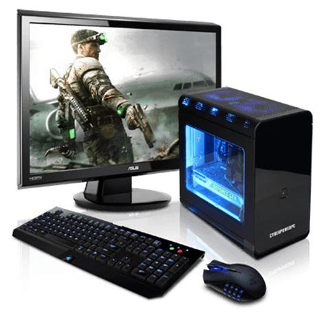 mini itx gaming cyberpowerpc announces mini itx hadron air gaming pc