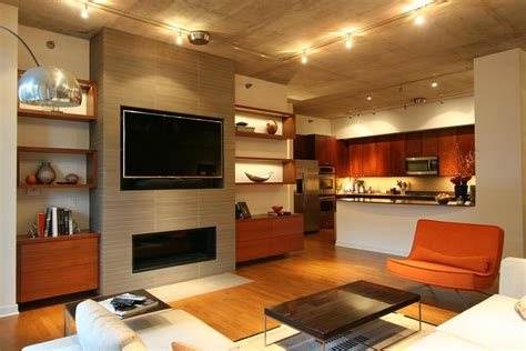 Painting Kitchen Cabinets Brown by Built In Fireplace Entertainment Center With Floating Shelves Stratagem
