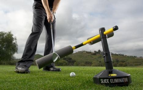 slice swing slice eliminator golf swing path training aid