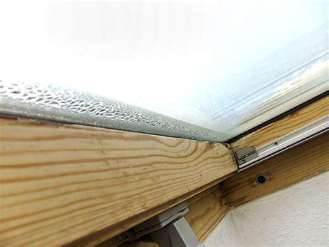 Dachfenster Renovieren by Velux Fenster Holz Wird Schwarz Denvirdev Info