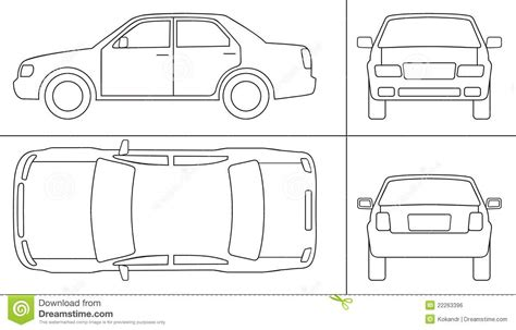 car line diagram vehicle diagram clipart clipart suggest