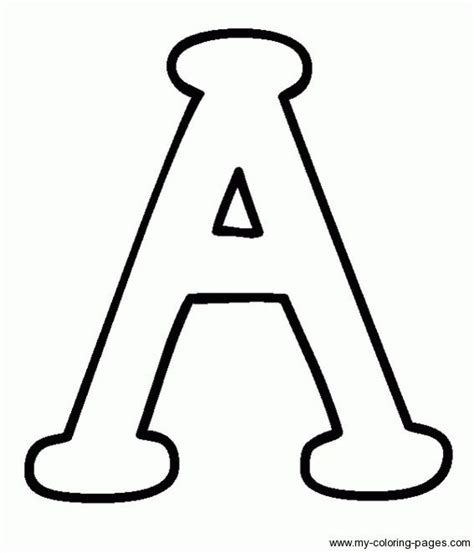 lettere a letters a letter template intended for