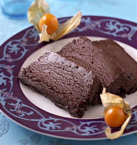 marquise cuisine marquise glac 233 e au chocolat les meilleures recettes de