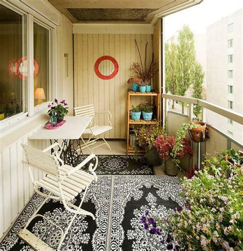 Garden Decoration Ideas kleinen balkon gestalten laden sie den sommer zu sich ein