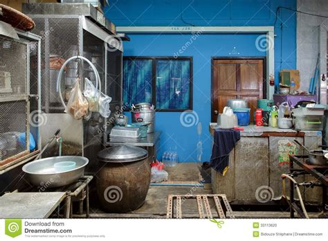 thai kitchen stock photo image 33113620