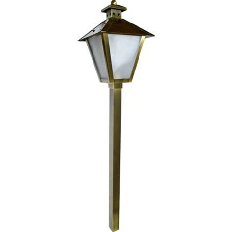 Antique Post Lights Outdoor Filament Design Ayan 1 Light Antique Brass Outdoor Post Lantern Pathway Light Cli Dbm4004 The