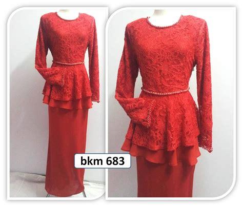 Baju Kurung Dari Kain Lace fesyen baju kurung dari kain lace top 45 ideas about fesyen baju kurung moden on