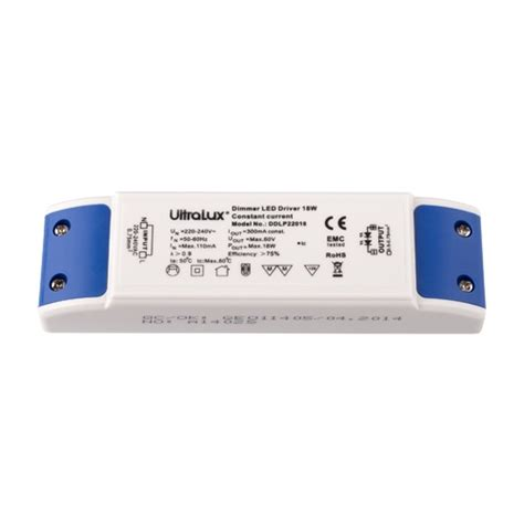 Lu Led Sorot Rel Tracklight Series 12w 12 Watt Hinolux Hl 2512 non dimmable driver for ultralux led panels 12w ultralux