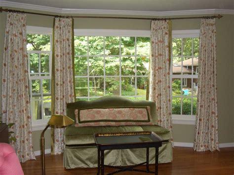 Drapery Designs For Bay Windows Ideas Fresh Simple Bay Window Curtain Ideas Bedroom 20012