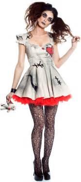creepy doll halloween costume scary voodoo doll dalia costume mr costumes