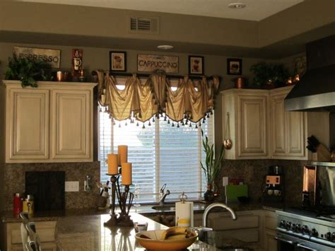 Tuscan Style Kitchen Curtains My Tuscan Style Kitchen Tuscan Mediterranean European Tuscan Style Window