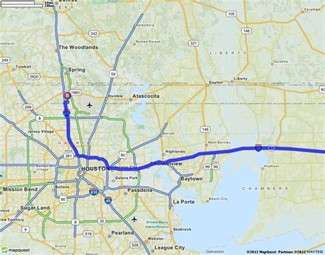 houston mapquest driving directions from 132 venable ln lake charles