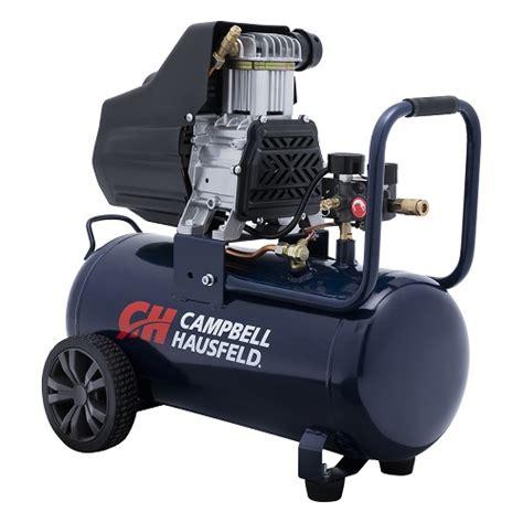 air compressor 8 gallon oilless cbell hausfeld dc080100