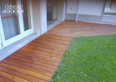 pavimento teak esterno pavimento decking in teak burma idealferro