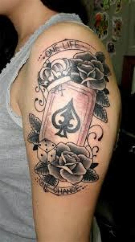 tattoo ace meaning ace of spades tattoos designs ideas and meanings tatring