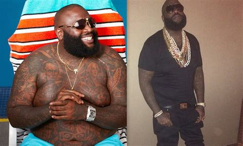 rick ross dramatic weight loss will shock you urban islandz