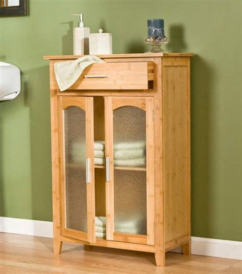 bamboo bathroom cabinet horizontal natural bamboo