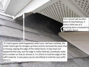 bathroom fan soffit roof