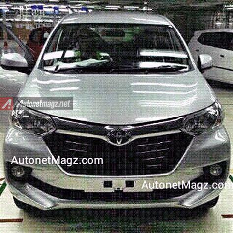 Spion Toyota Daihatsu Xenia Avanza Agya Ayla Veloz Oryginal Kaca Mobil 2 foto bocoran avanza baru 2015 semakin jelas avanza akan naik kelas