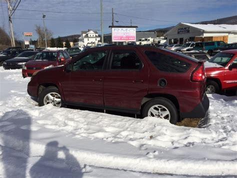 local pontiac dealer 2004 pontiac aztec berkshire used cars and car dealers
