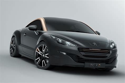 peugeot rcz r peugeot rcz r to debut at goodwood auto express