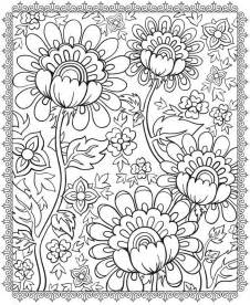 coloring adults turning photos into coloring pages coloring home