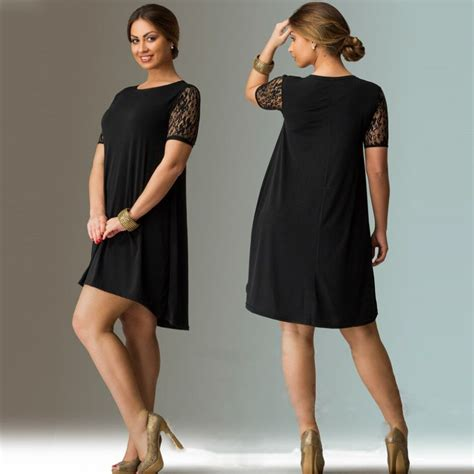 Office Dress Big Size aliexpress buy 6xl big size office dress lace 2016 summer dresses blace