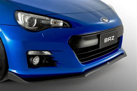 subaru brz front subaru brz sti sports pack now on sale in australia